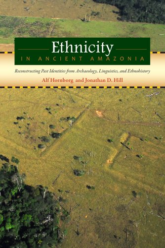 9781607320944: Ethnicity in Ancient Amazonia: Reconstructing Past Identities from Archaeology, Linguistics, and Ethnohistory