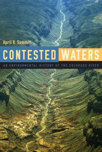 Contested Waters (Hardcover): April R. Summit