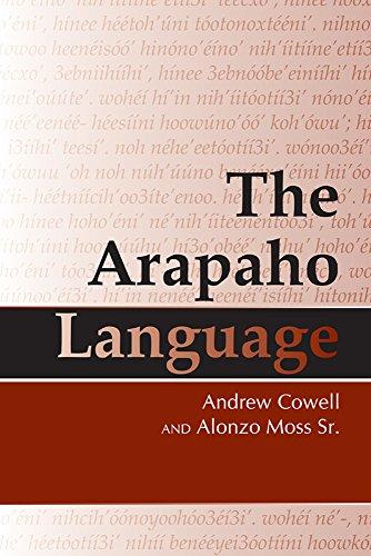 9781607324645: The Arapaho Language