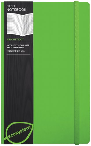 ecosystem Journal Grid: Medium Kiwi Flexicover (ecosystem Series)
