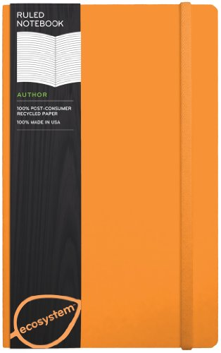 9781607362524: ecosystem Journal Ruled: Medium Clementine Flexicover (ecosystem Series)
