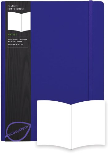 9781607365112: ecosystem Journal Blank: Large Grape Flexicover (ecosystem Series)
