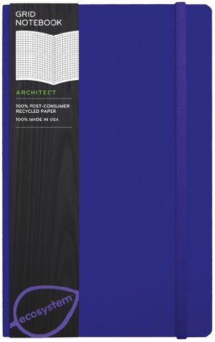 ecosystem Journal Grid: Medium Grape Flexicover (ecosystem Series)