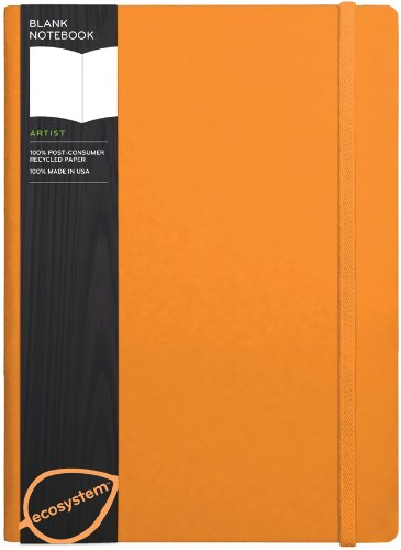 9781607365280: ecosystem Journal Blank: Large Clementine Flexicover (ecosystem Series)