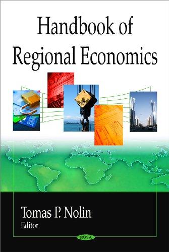 Handbook of Regional Economics