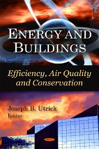 9781607410492: Energy and Buildings: Efficiency, Air Quality and Conservation