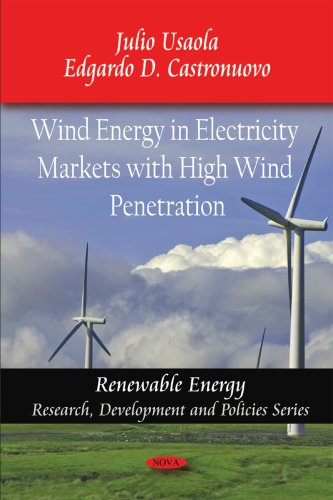 Wind Energy in Electricity Markets with High Wind Penetration: Julio Usaola