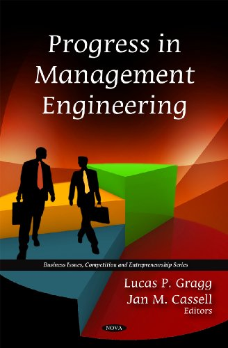 9781607413103: Progress in Management Engineering (Business Issues, Competition and Entrepreneurship)