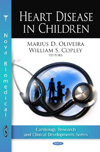 9781607415046: Heart Disease in Children (Cardilogy Research and Clinical Develpments)