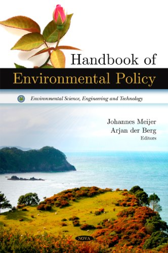 Handbook of Environmental Policy (Hardback): Johannes Meijer, Arjan Der Berg