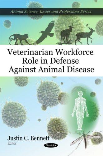 Veterinarian Workforce Role in Defense Against Animal Disease (Animal Science, Issues and ...