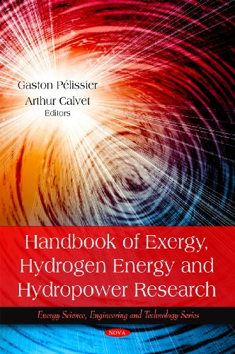 9781607417156: Handbook of Exergy, Hydrogen Energy and Hydropower Research (Energy Science, Engineering and Technology Series)