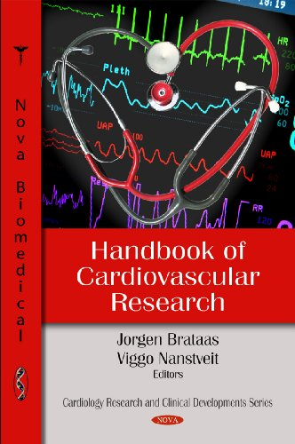 9781607417927: Handbook of Cardiovascular Research (Cardiology Research and Clinical Developments Series)