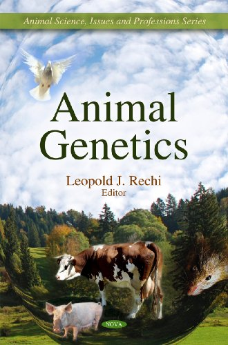9781607418443: Animal Genetics (Animal Science, Issues and Professions)