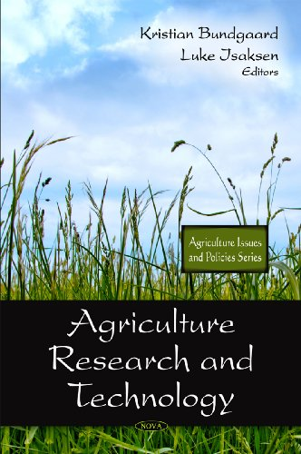 9781607418504: Agriculture Research and Technology (Agriculture Issues and Policies)