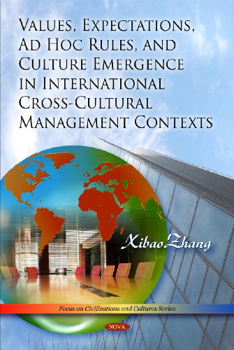 9781607418665: Values, Expectations, Ad Hoc Rules, and Culture Emergence in International Cross-Cultural Management Contexts (Focus on Civilizations and Culture Series)