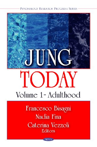 9781607418931: Jung Today: Adulthood (Psychology Research Progress Series)