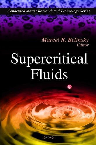 Supercritical Fluids (Hardback)