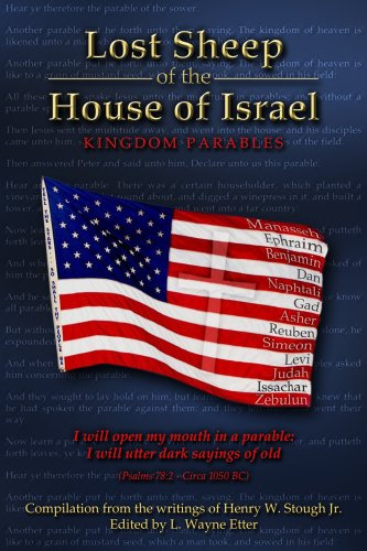9781607430209: Lost Sheep of the House of Israel Kingdom Parables
