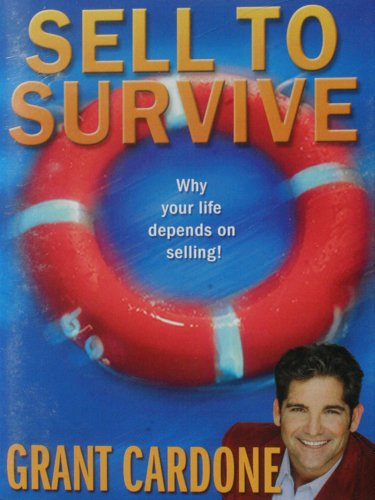 9781607431084: Sell To Survive Audio Program