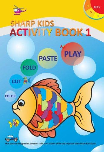 Sharp Kids Activity Book 1: Ortac, Arda