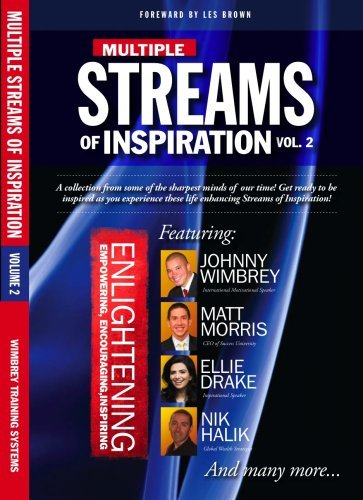 Multiple Streams of Inspiration Volume 2: Enlightening,: Daniel Lister,Johnny Wimbrey,Matt