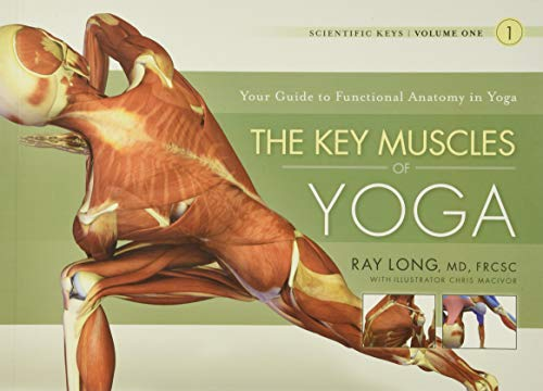 9781607432388: 1: The Key Muscles of Yoga: Scientific Keys, Volume I