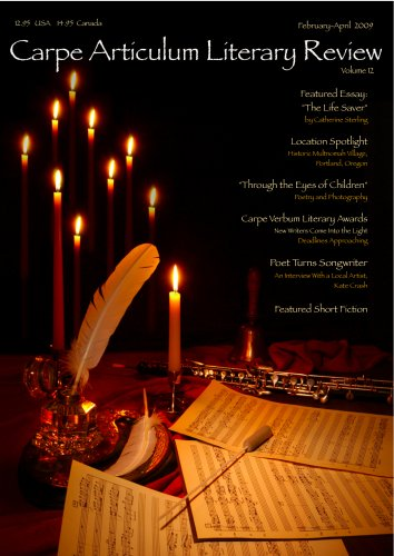 9781607438465: Carpe Articulum Literary Review
