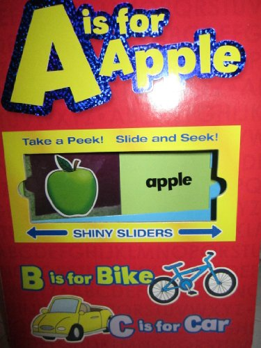 A Is for Apple Take a Peek!: Flying Frog Publishing