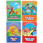 9781607451860: My Little Bible Stories 4-Pack