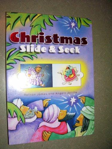 9781607453215: Christmas Slide & Seek