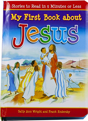 9781607457244: My First Book About Jesus