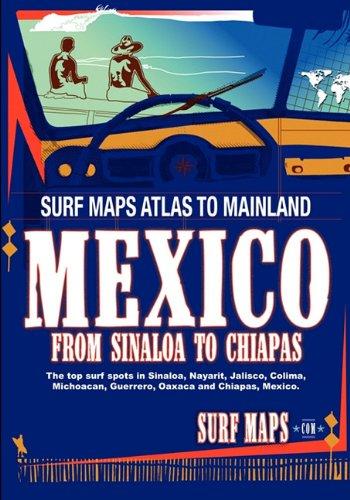 Surfmaps Mainland Mexico: Surf Maps
