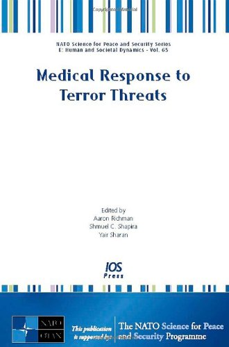 9781607505020: Medical Response to Terror Threats (Nato Acience for Peace and Security)