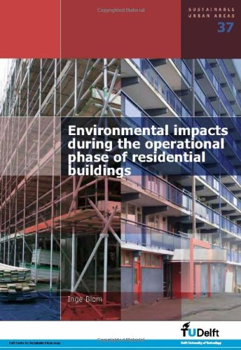 Environmental impacts during the operational phase of: Blom, Inge.
