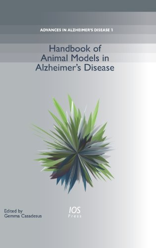 HANDBOOK OF ANIMAL MODELS IN ALZHEIMERS (Advances in Alzheimers Disease): CASADESUS, G.
