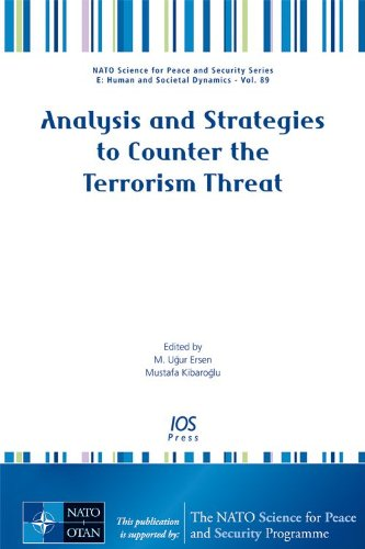 9781607509639: Analysis and Strategies to Counter the Terrorism Threat: Volume 89 NATO Science for Peace and Security Series - E: Human and Societal Dynamics