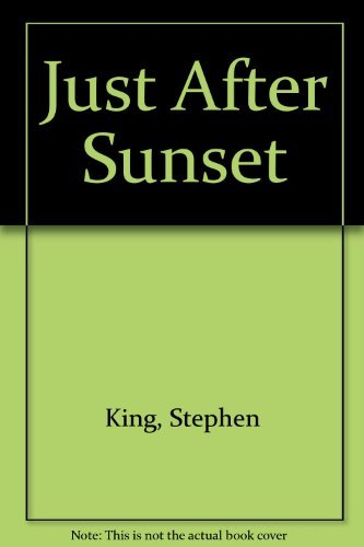 9781607510901: Just After Sunset