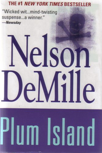 Plum Island (160751155X) by Nelson Demille