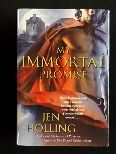9781607512394: My Immortal Promise