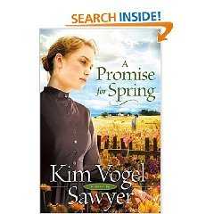 9781607512677: A Promise for Spring [Large Print]