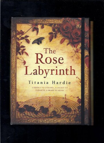 9781607513919: The Rose Labyrinth [Hardcover] by