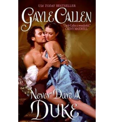9781607514039: Never Dare A Duke