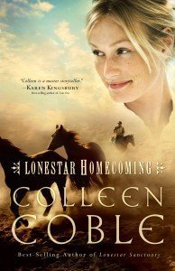 lonestar Homecoming: Colleen Coble