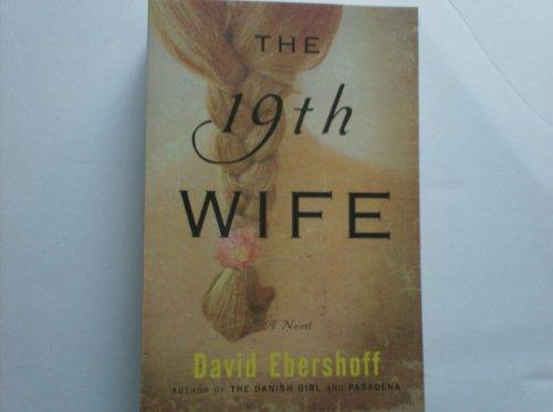 9781607517245: The 19th Wife, a Novel