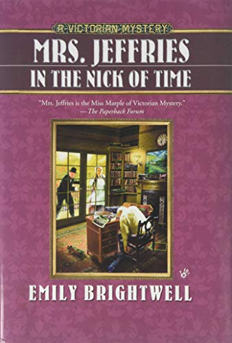 Mrs. Jeffries in the Nick of Time: Emily Brightwell