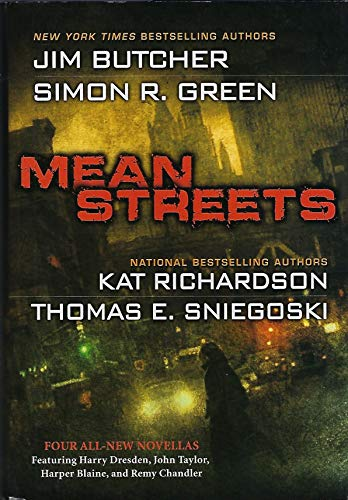 9781607518631: Mean Streets