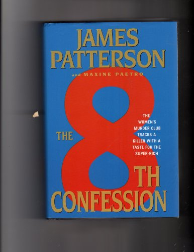 9781607518983: Title: The Eighth Confession Large Print edition