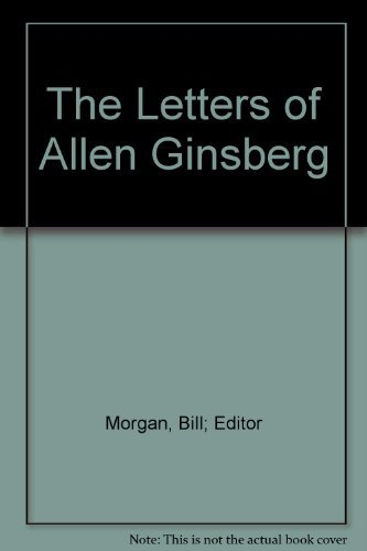 9781607519324: The Letters of Allen Ginsberg