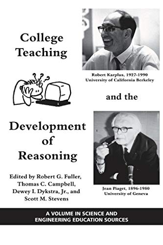 9781607520474: College Teaching and the Development of Reasoning (Science & Engineering Education Sources)